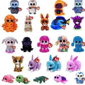 Ty Beanie Boos Plush Animal Doll The Dog Soft Stuffed Toys With Tag 6