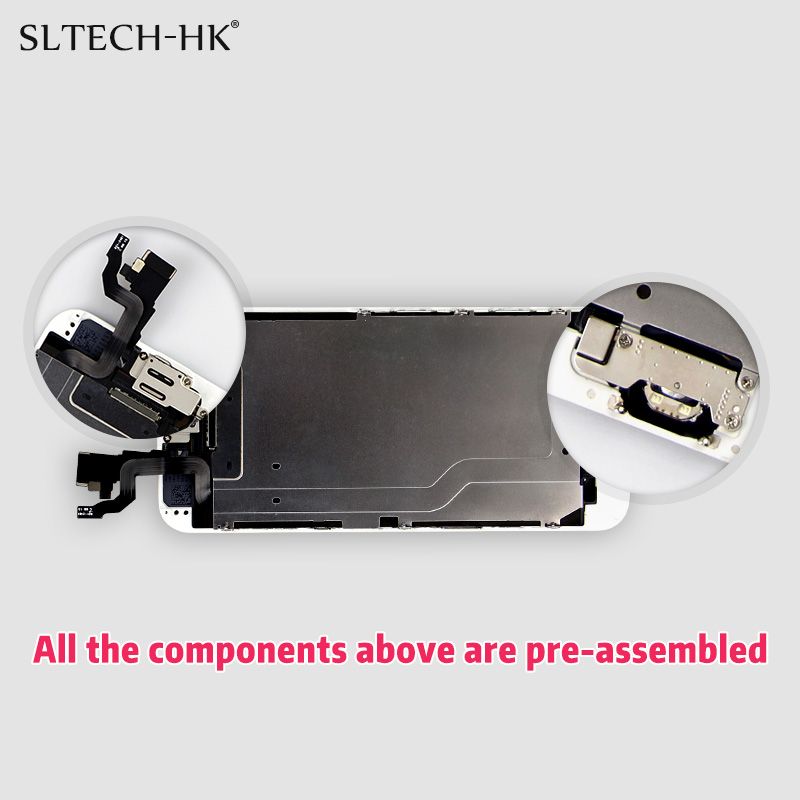 AAA For iPhone 6 6S Plus LCD Full Assembly Complete 100 With 3D Force Touch For AAA+++ For iPhone 6 6S Plus LCD Full Assembly Complete 100% With 3D Force Touch For iPhone 5S 6Plus Screen Replacement Display