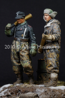 1:35 WSS Panther <font><b>Crew</b></font> Set (2 Figuren) image