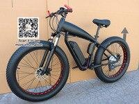 Горный велосипед цена Электрический жир велосипед 48 В в 21 скорость 10A/15A/18A мотор 4,0 велосипед fat tire горный велосипед 26 дюймов