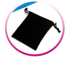 100% guaranteed 100pcs/lot Velvet Pouch brand new 7*9cm for cufflinks/earrings/pendant/gift free shipping