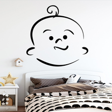 Romantic Baby Home Decor Vinyl Wall Stickers Kids Room Nature Diy Pvc Decoration Decorative