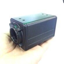 Bezpieczeństwo kamera telewizji przemysłowej MINI BOX Shell obudowa pokrywa aluminiowa materiał ochronny