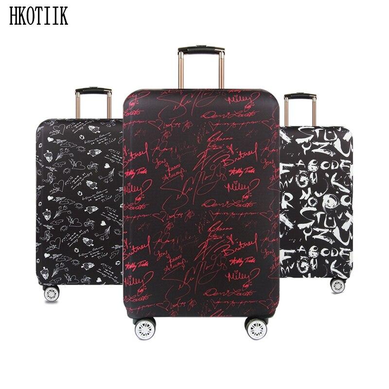 Suitcase Elastic Dust Cover Trolley Case Protection Suitable S M L XL 20 24 28 30