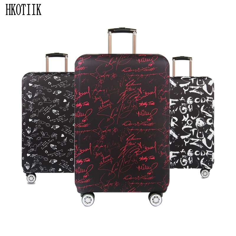 Suitcase Elastic Dust Cover Trolley Case Protection Suitable S M L XL 20 24 28 30