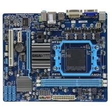 Для Gigabyte GA-78LMT-S2P оригинальная материнская плата 78LMT-S2P 760G Socket AM3 AM3+ DDR3 SATA2 USB2.0 Micro ATX