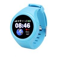 GPS smart watch Child baby watch T88 with Wifi SOS Call Location Device Tracker for Kids