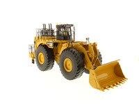 DM 1:50 Caterpillar CAT 994F фронтальный погрузчик с Рок Ковша инженерных машин литая игрушка модель 85161 коллекция, украшения