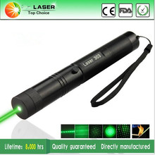 Cheaper Military 532nm 303 Green Laser Pointer Lazer Pen Burning Beam Burning Match+Charger+battery +5pcs star head +metal box