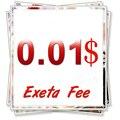$0.01 За Дополнительную Плату Для Покупателей