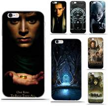 Soft TPU Protective The Lord Of The Rings For Sony Xperia Z Z1 Z2 Z3 Z4 Z5 compact Mini M2 M4 M5 T3 E3 E5 XA XA1 XZ Premium(China)