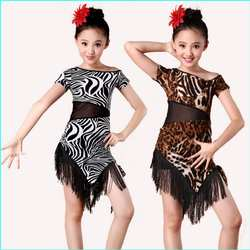 Американский Латинской платье для танцев Дети Девочка Бальные танго платье фламенко платья Salsa платье для танцев es Vestido De Baile Latino