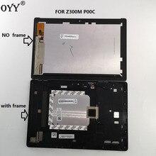 10,1 дюймов для ASUS ZenPad 10 Z300M P00C ЖК-дисплей Дисплей матрица Сенсорный экран планшета в сборе с рамкой p00c Z300MX