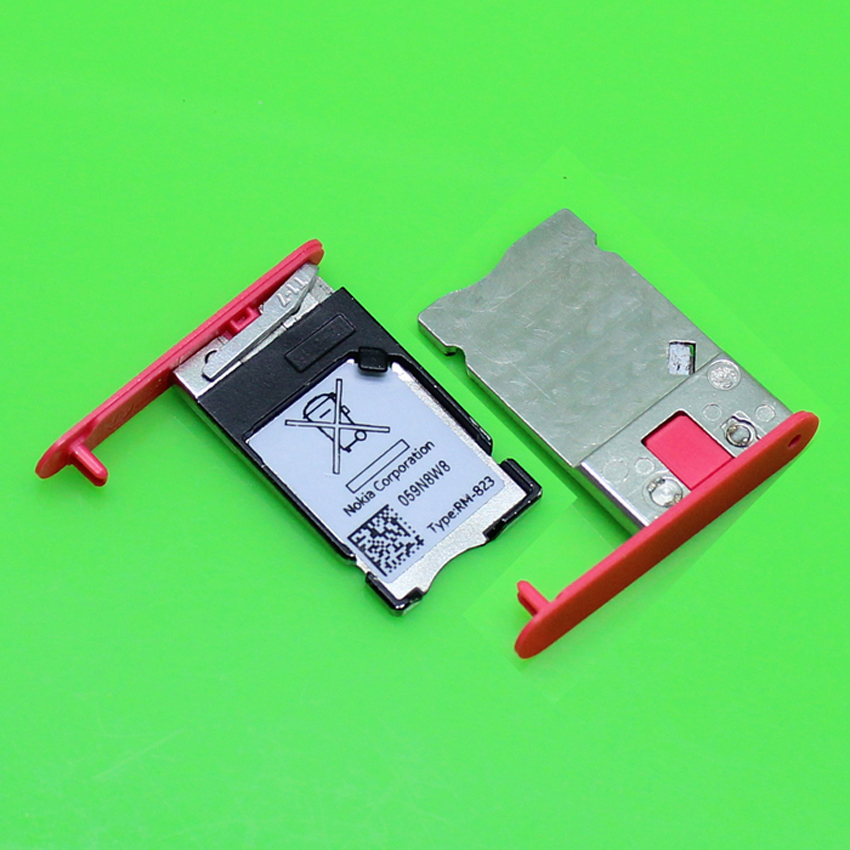 ChengHaoRan 1piece brand new sim card socket connector replacemnet for Nokia N900.KA-252