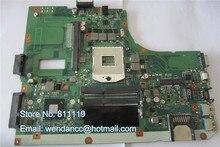 Free shipping Laptop motherboard K55VM MAIN BOARD REV:2.2 Or Rev:2.3 rev:2.o For K55VJ