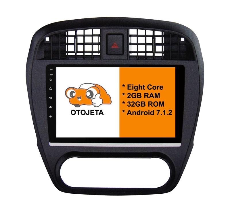 otojeta big screen hd car DVD player radio headunit tape recorder for NISSAN 2005 11 Old