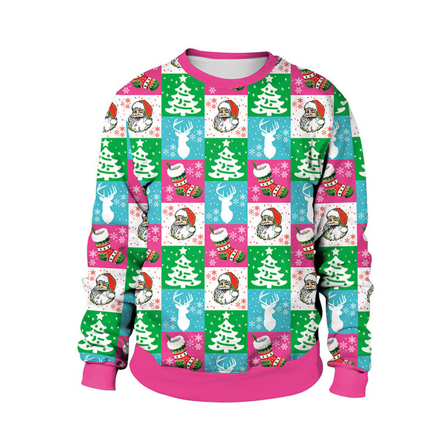 YH03221 Mens ugly christmas sweater winter tops 5c64c11307a15