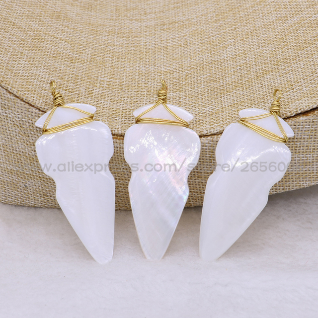 Wholesale natural shell pendants arrow shape wire wrap thin shell wholesale natural shell pendants arrow shape wire wrap thin shell beads gems jewelry handcrafted jewelry for aloadofball Image collections