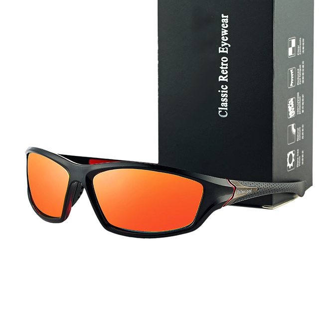 Polarized Night Vision Sunglasses  3