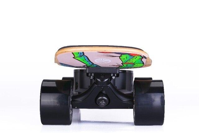 Envío gratis Skateboard Barato Monopatín Eléctrico de Control Remoto Tiendas  Online 4ea78b24a05