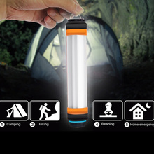 IP68 Emergency Waterproof Rechargeable Battery Creative Flashlight Light Outdoor SOS Led Powerbank Camping Flashlights #