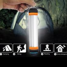IP68 d'urgence imperméable à l'eau batterie Rechargeable lampe de poche créative lumière extérieure SOS Led Powerbank Camping lampes de poche #