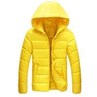 2016 الجديدة الخريف والشتاء نمط اللباس عالية الجودة ضوء سترة الرجال الكورية سليم أسفل الستر معطف معطف كبير الحجم M-5XL