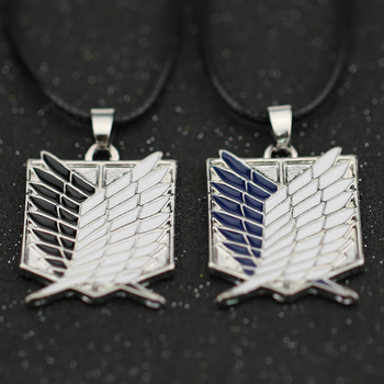 Attack On Titan Necklace  1