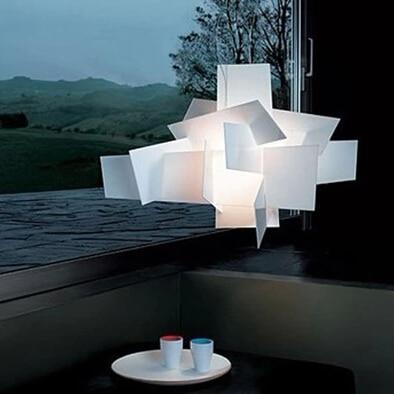lampadario per salotto moderno moderno lampadario ring per ...