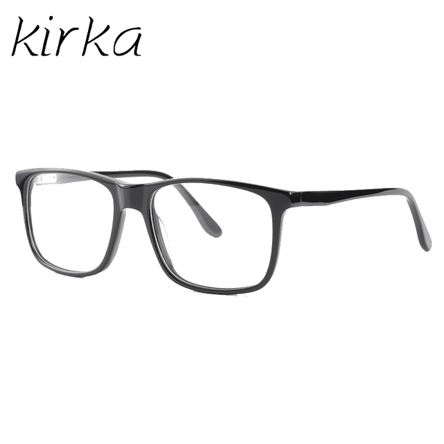 Aliexpress.com : Buy Kirka Acetate Optical Frames Business Men ...