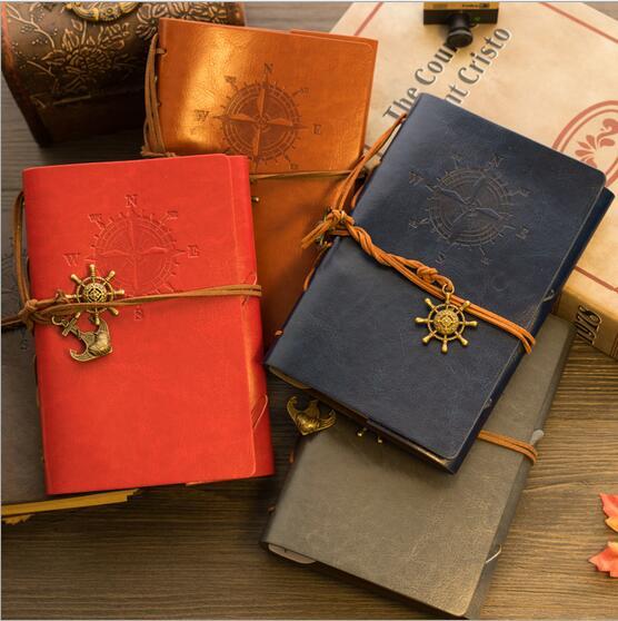 Европейский ретро пиратский это 32 К Loose книгу блокнота творческий Дневник путешествия