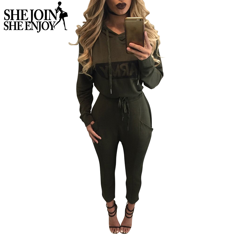 Simple 2015 Autumn Winter New Fashion Jumpsuits Women Casual Elegant Office