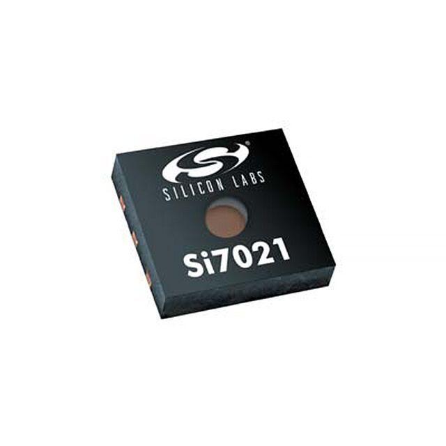 Free Shipping! New Original 5pcs/lot SI7021-A10-GM1R SI7021-A10 SI7021 Humidity and Temperature Sensors RH 2% DFN