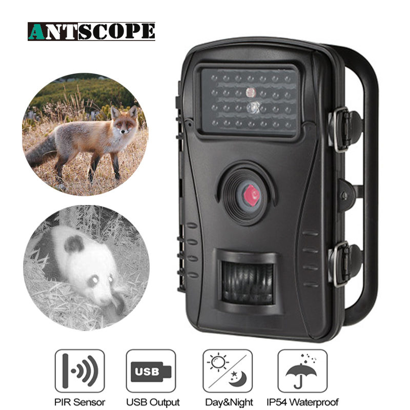 720PHD Wild Automatic Adjustment Hunting Camera Infrared Night Vision Waterproof Hunting Camera Field Surveillance Camera 30 ccd diy hunting night vision camera with 16mm lens infrared night vision industrial camera 0 0001lux ultra low light camera