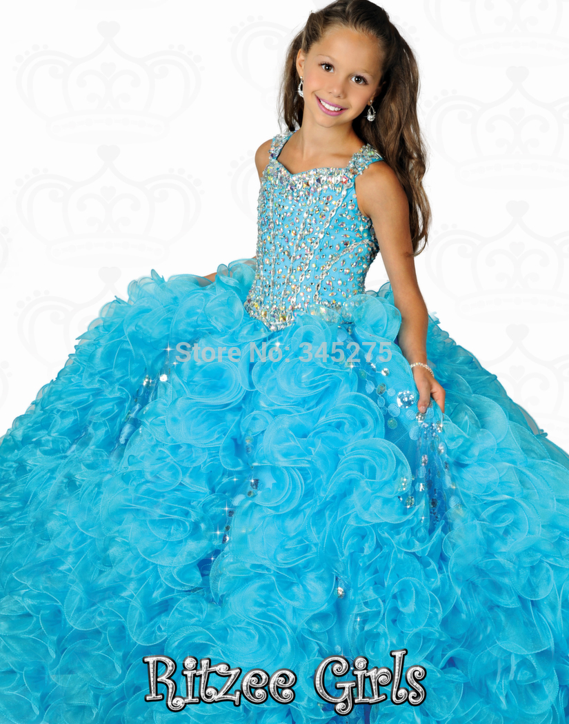 Online Buy Wholesale beauty pageant dresses kids from China beauty ...