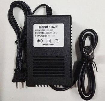 ALESIS 1622-fuente de alimentación mezcladora, adaptador de repuesto AC 9V 2000MA 4...