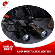 Element SF M951 Tactical Light LED Version Super Bright Flashlight With Remote Pressure Switch Controller Hunting Lights EX 108