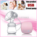 The factory price mother breast pump nipple suction breast electric breastpumps Brand New baby products milk USB Breast Pump