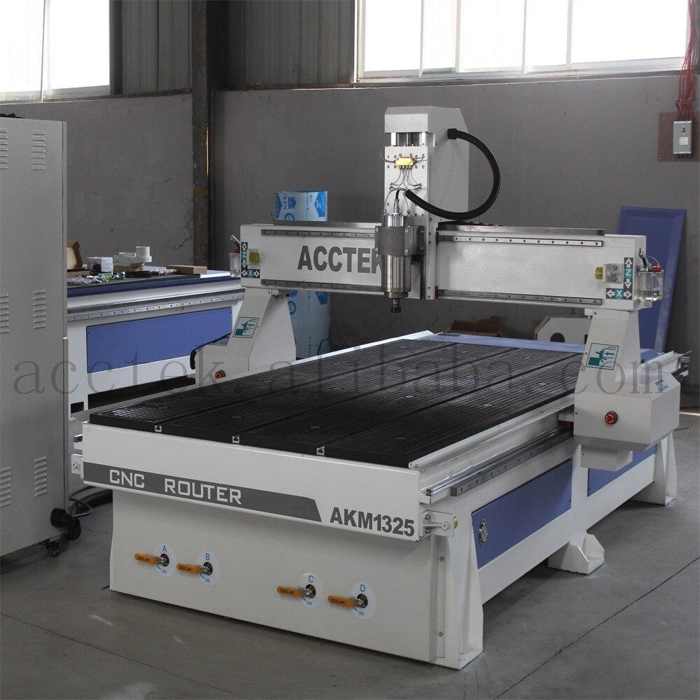 low noise high precision cnc milling machine servo motor spare parts AKM1325 woodworking cnc router machine