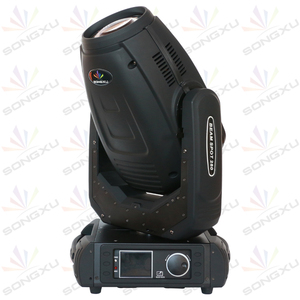 Image 2 - 280W 10R Lyre Beam Spot Wash 3in1 Moving Head Light Beam 280 Beam 10R Stage Light/SX MH280