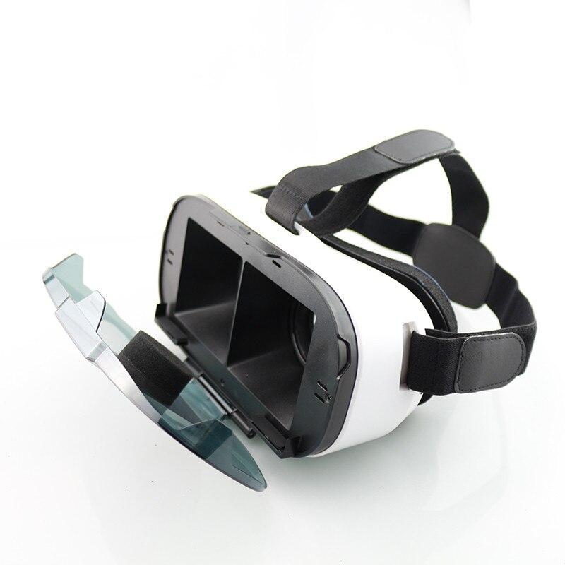 New <font><b>VR</b></font> 3D <font><b>Virtual</b></font> <font><b>Reality</b></font> Video Helmet <font><b>VR</b></font> <font><b>Glasses</b></font> for 4.0 ~ 6.5 inch Smartphone <font><b>Lightweight</b></font> Ergonomic Design