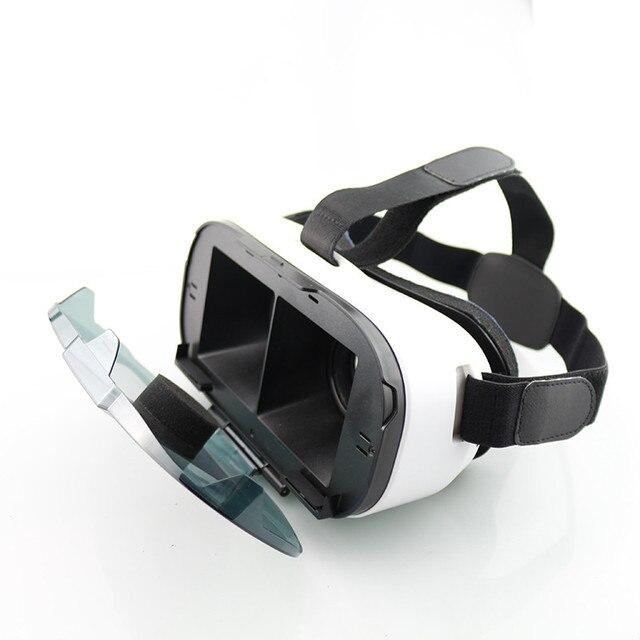 fcd4ce76c8 Nueva FIIT Casco VR VR 3D de Realidad Virtual De Vídeo Gafas para 4.0 ~ 6.5