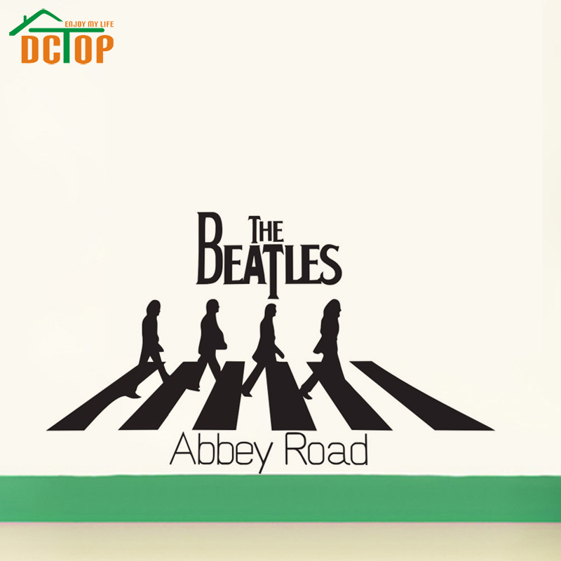 Online get cheap road quotes alibaba group for Beatles abbey road wall mural