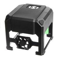 2000 MW USB Desktop Laser Engraver Machine 80x80mm Engraving Range DIY Logo Mark Printer Cutter CNC