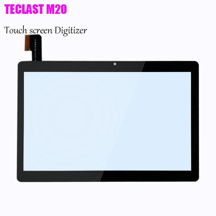Novo Tablet Touch Screen Display LCD de 10.1 polegada para Teclast M20 4g digitador da tela de toque touchscreen de vidro