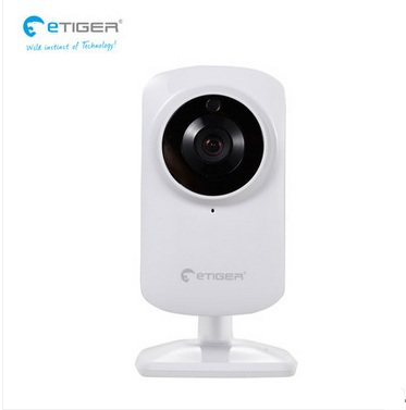 Hot Selling Etiger smart HD Wifi  IP camera ES-CAM2A H.264 work together with S4 Alarm System