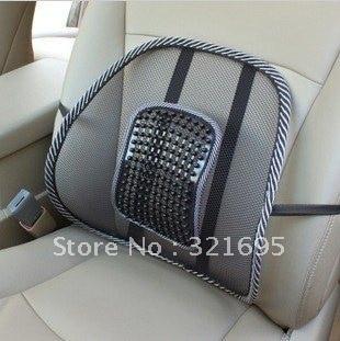 5pcs comfort coussin soutien lombaire pour seat chaise de bureau voiture dans coussin de maison. Black Bedroom Furniture Sets. Home Design Ideas