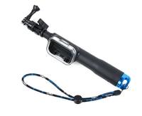 F11196 Remote Pole Handle Monopod 70cm Wifi Remote Case 28 Extendable Handheld Tripod Mount for GoPro Hero 3 Plus 4 Camera FS