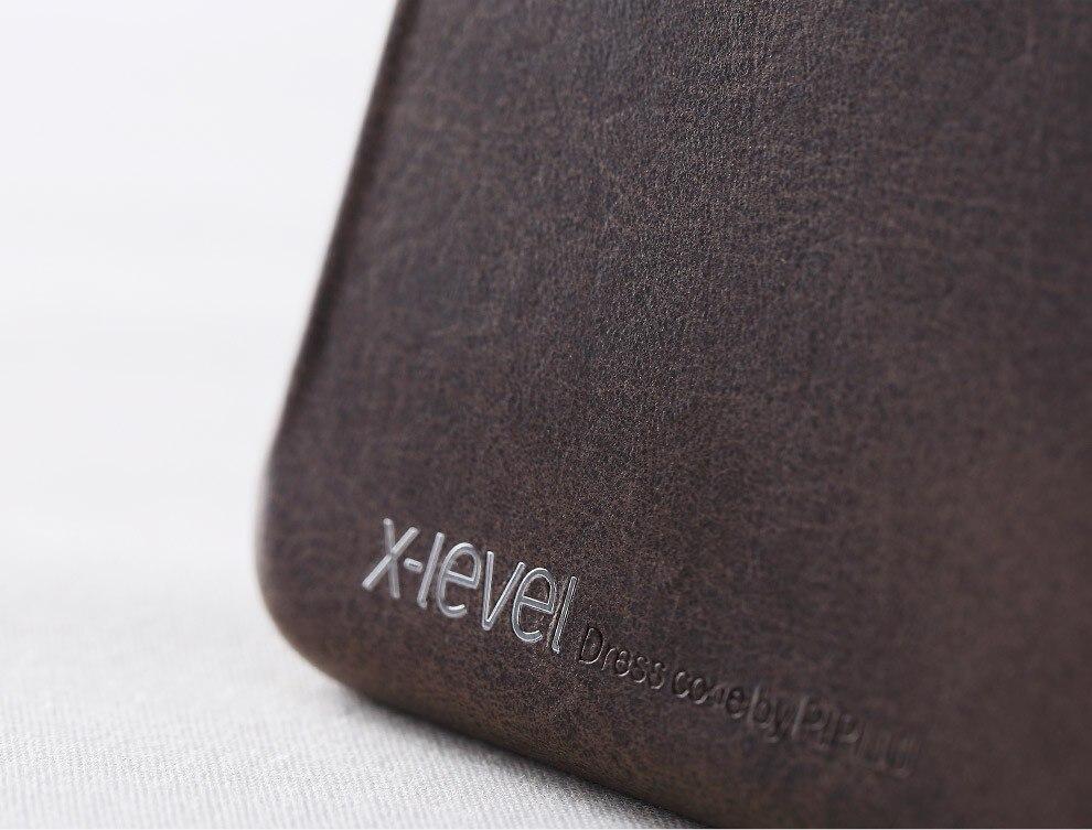 X-רמה עור הטלפון Case עבור Samsung Galaxy S6 S6 S6 edge אדג פלוס אולטרה דק PU בחזרה מקרה עבור סמסונג S6 edge ועוד
