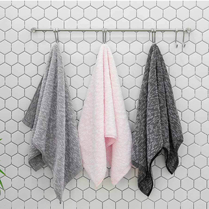 Image 3 - Xiaomi Towel COMOLIVING Tianyi Cotton Snowflake Yarn Towel/Bath Towel 100% Cotton 3 Colors Highly Absorbent Bath Face Hand Towel